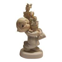 Precious Moments 'bundles of joy' figurine
