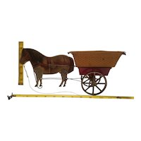 Gibbs number 40 English pony cart made in 1914