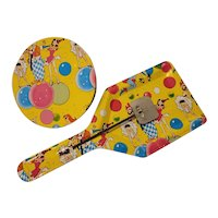Risque tin litho noisemakers