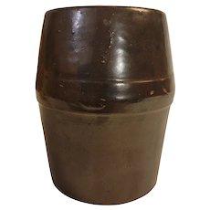 Minnesota Stoneware bottom marked canning jar