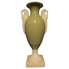 Lenox swan handle vase 1930-1950