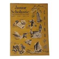 March 15, 1948 Junior Scholastic