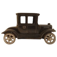 Cast iron model T 4 inches