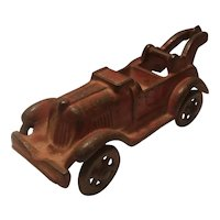 Cast iron wrecker 5 inches