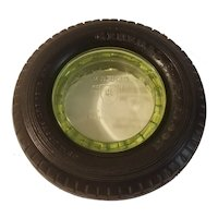 The General tire ashtray