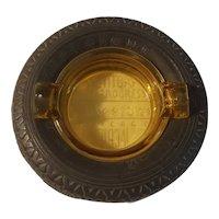 1934 century of progress Firestone ashtray