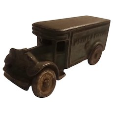 A C Williams moving and storage van 3 1/2 inches