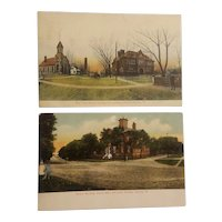 Havana Illinois full color scenic postcards