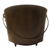 19th Century cast iron kettle