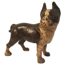 Vindex toys Boston terrier bank