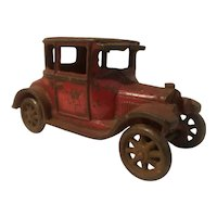 Arcade ford coupe 4 3/4 inches long