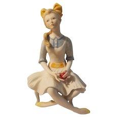 Cybis Pollyanna figurine