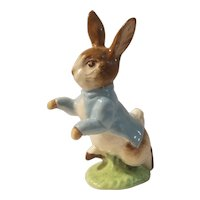 Beatrix Potter's 'Peter Rabbit' figurine