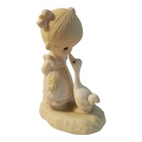 Precious Moments 'Make a joyful noise' figurine