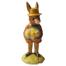 Beatrix Potter 'Mr Bunnykins at the Easter parade'