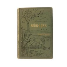1897 Edition of 'Bird Life' by Frank M. Chapman