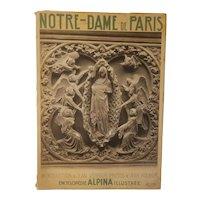 Encyclopedie Alpina Illustree Notre Dame de Paris