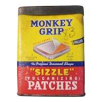 Monkey Grip 'sizzle' vulcanizing patches