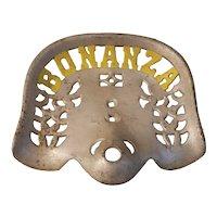 Cast iron bonanza tractor seat