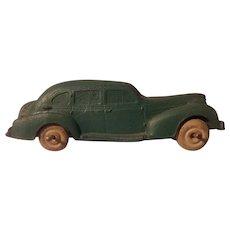 Auburn Rubber sedan