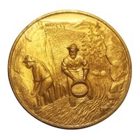 International Lions Club, Colorado Lions 'gold in them thar hills' token