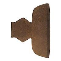 19th Century broad axe head