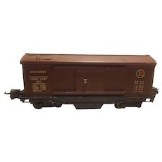 Prewar Lionel trains merchandise car 3814