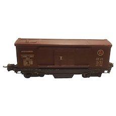 Prewar Lionel trains merchandise car 3814