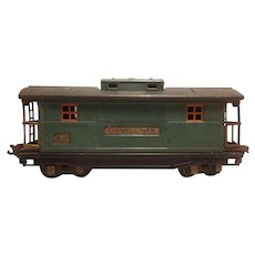 Lionel caboose number 517 made prior to WW2