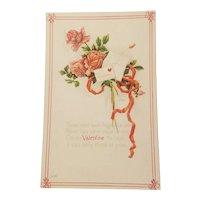 Postcard valentine
