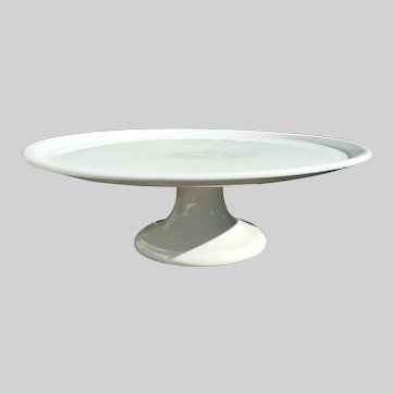 Belgian cake stand late 19th c/ early 20th c.