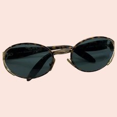 Authentic Vintage Burberrys B 8796/S Ladies Designer Sunglasses - with FLAWS
