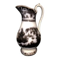 "14 7/8"" Corean Mulberry Pitcher"