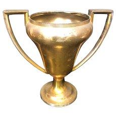 """7 7/8"""" 1910 Bridgeport Ct Loving Cup Trophy"""
