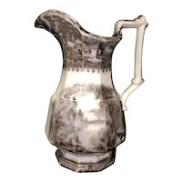 "11 1/2"" Mulberry Vincennes Pitcher"