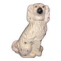 """15"""" Staffordshire spaniel dog"""