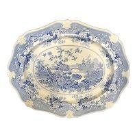 "20 5/8"" Staffordshire Platter"