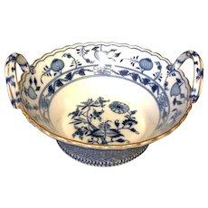 """8"""" Meissen Porcelain Bowl"""