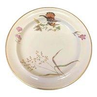 "8 1/4"" Wedgwood Creamware Plate"