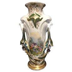 """13 3/4"""" Paris Porcelain Vase"""
