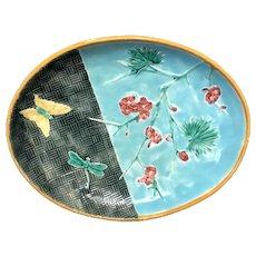 """12"""" Wedgwood Majolica Platter"""
