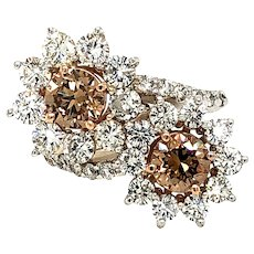 Moi et Toi Diamond ring