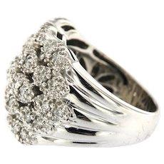 Chic 14 kt Gold Diamonds Sonia B Designer Ring