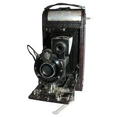Ansco No 1A Folding Camera