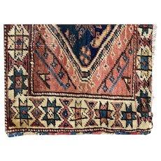 Kurdish 1.1x1.1 Oriental rug