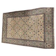 Turkish oriental rugs 7.1x4.9