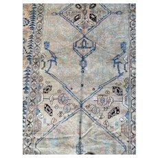 Turkish Wide runner 5.5x10.10 Oriental rug