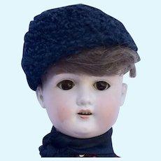 AM D.R.G.M 201013 Talking Bisque Doll All Original, 18 inches