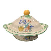 Mintons Covered Serving Bowl Ca. 1912