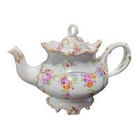 Richard Klemm Dresden Teapot, 19th C